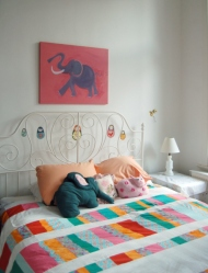 Patchwork Duvet Cover