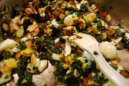 Spinach Chop