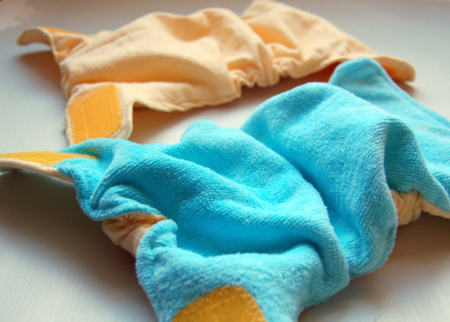 Inside Cloth Diapers