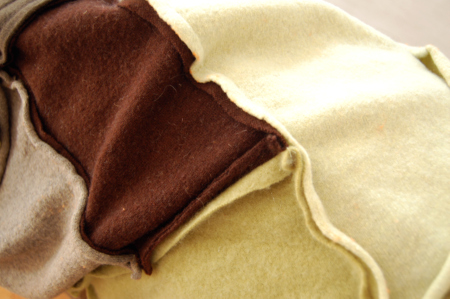 Cashmere Sweater Blanket