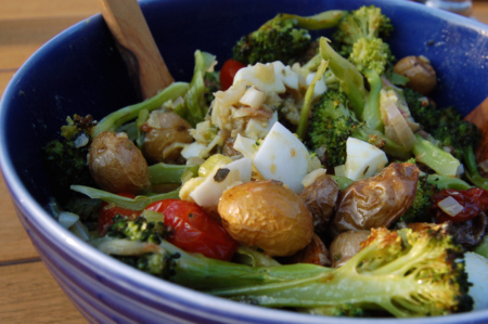 Broccoli Gribiche