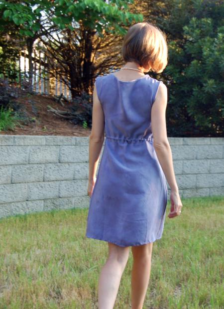 Silk Anda Dress
