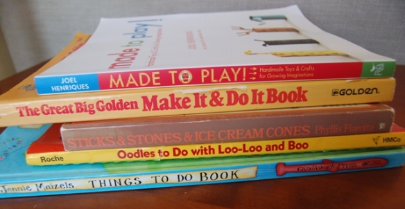 Kids' Craft Books