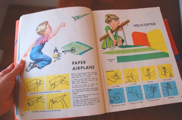 Vintage Craft Book
