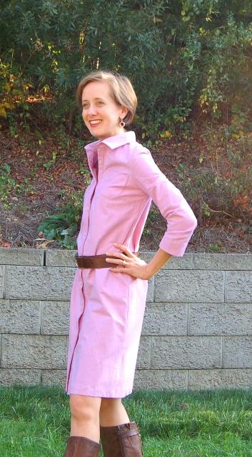 Lisette Traveler Dress