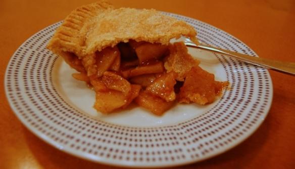 Gluten Free Pie Slice