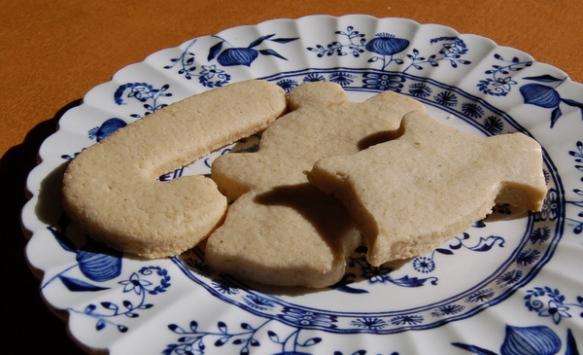 Gluten-Free Cutout Cookies