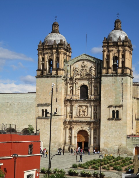Santo Domingo church, Oaxaca