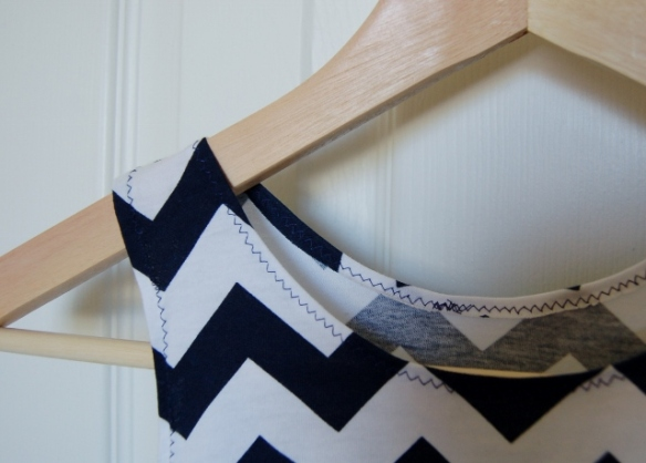 Knit Fabric Neckline