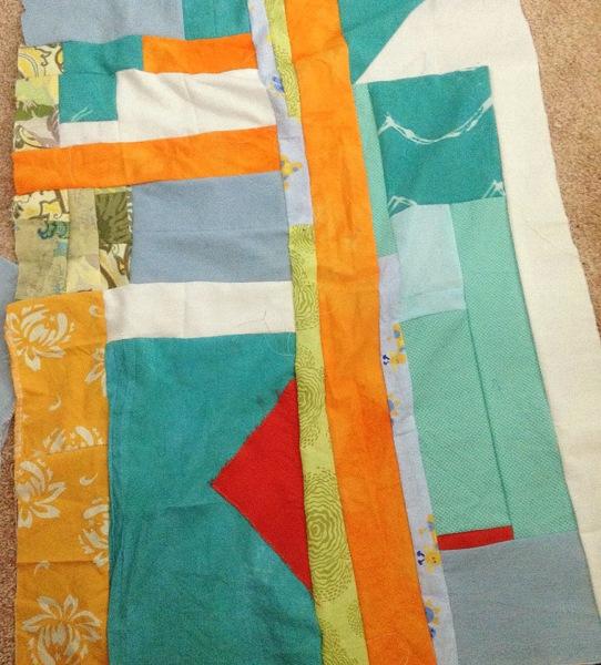 Scrap Quilt 2