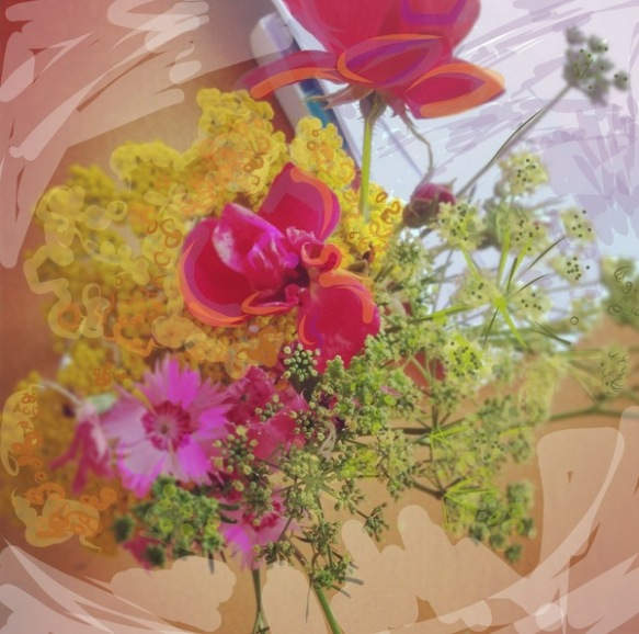 Floral Artwork