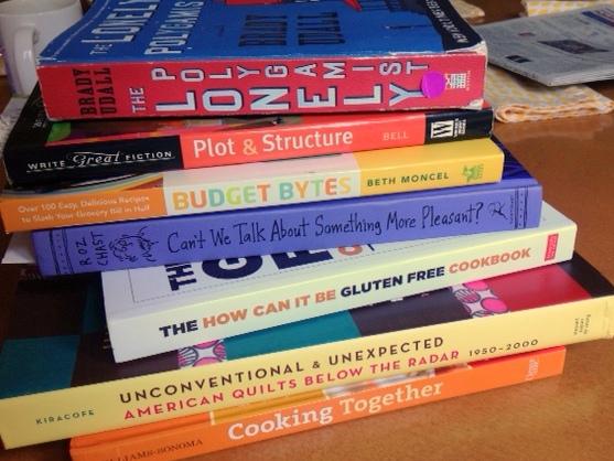 Recent Reads: Books